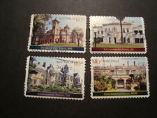 2013 Australia Self Adhesive Stamps~Government Houses~Fine Used, UK Seller