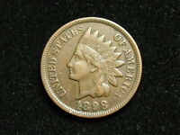 2020 SALE VF 1898 INDIAN HEAD CENT PENNY w/ FULL LIBERTY & SOME DIAMONDS 140i