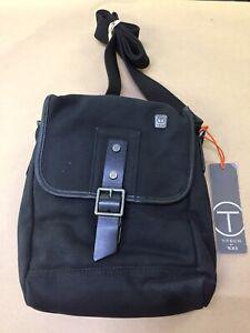 T Tech 055105DC Black Bangka Crossbody Style 055105DC New