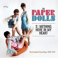 The Paper Dolls - Something In My Heart: The Complete Recordings 1968 - (NEW CD)