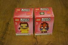 Lego brickheadz X2 y la Bestia Belle