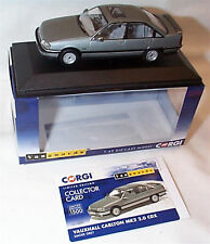 Vauxhall Carlton MK2 2.0 CDX, Smoke Grey, RHD Diecast model ltd Edition VA14000
