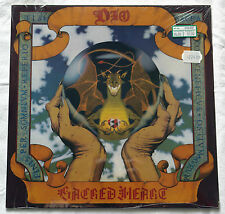 LP DIO (Black Sabbath)  SACRED HEART orig 1985 VERTIGO Germany orig. SEALED MINT