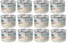 12 x Dosen Brennpaste Brenngel Sicherheitsbrennpaste für Speisewärmer