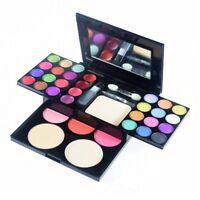 34 Colours Eyeshadow Eye Shadow Palette Makeup Kit Set Make Up Professional UK