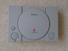 Sony Playstation 1 PAL PS1 Console ONLY TESTED and WORKING