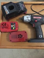 Craftsman 19.2 Volt 2 Lithium-on Battery  Cs1243 Charger Usa