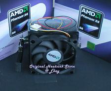 AMD Phenom X4 CPU Cooling Fan + Heatsink for X4 9000 Series 95 W Processor - New