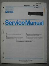 Philips 70 FA660 Verstärker Service Manual inkl. Service Info