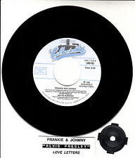 "ELVIS PRESLEY  Frankie And Johnny & Love Letters  7"" 45 record NEW + juke strip"