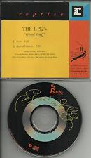 B 52's B 52s B52s Good Stuff w/ RARE EDIT RADIO PROMO DJ CD Single 1992