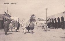 A064) LIBIA, TRIPOLI, SCIARA RICCARDO, TRATTORIA.