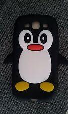 Funda para móvil PINGU3 SILICONA para Samsung Galaxy S3