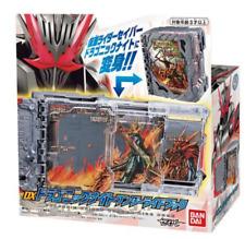 BANDAI KAMEN RIDER Saber DX Dragonic Knight Wonder Ride Book Japan NEW
