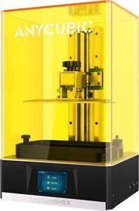 🔥ANYCUBIC Photon Mono X Photocuring SLA 3D Printer 192x120x245mm 4K LCD🔥