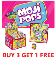 MOJI POPS PARTY SERIES INC RARE GLITTER PEARL GOLD - CHOOSE YOUR OWN