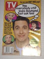 Tv Guide Magazine Doris Roberts Ray Romano October 5-11, 2002 NO ML 042417nonrh
