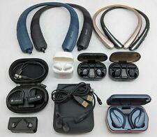 Various Wireless In-Ear Headphones - Lot of 11 -NR5796