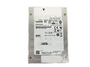 "Toshiba NetApp 400GB 2.5"" 12Gb/s SAS SSD 111-02100 PX02SSU040"