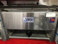 New 18 Lp Propane Lava Rock Char Broiler Grill Burger Bbq Stratus Scb 18 7165