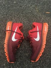 Nike Air Max 2017 Running Shoes Size 9 Sneakers Workout Tennis Pink Silver Red