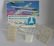 Jakowlew Jak-40 - 1:100 Master Modell / Plasticart 1012, Original! RAR