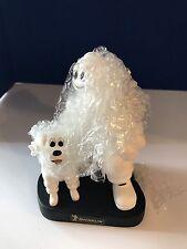 Michelin Man Nodder Bobble Head with Dog Michelin Tire Promo Store Display