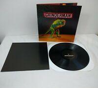GRINDERMAN - RARE SELF TITLED DEBUT LP - 1st PRESS - 2007 NICK CAVE WARREN ELLIS