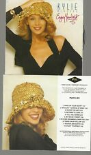 CD ALBUM - KYLIE MINOGUE - ENJOY YOURSELF - PWL / HOLLAND