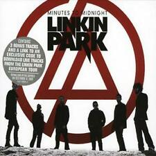 Minutes to Midnight Special Tour Edition 0093624989349 by Linkin Park CD