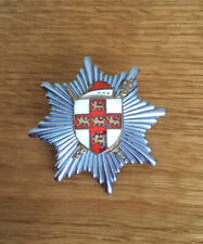 An old original York Fire Brigade, cap badge.