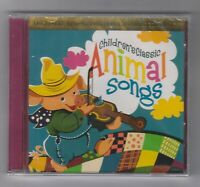 Children's Classic Animal Songs (CD: Children's, Music, Singalongs, Educational)
