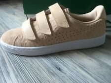 6b7cb06f81fa neue Puma Basket Exotic Skin Sneakers Suede Nude Gr.40