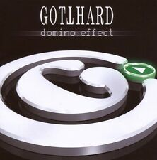 GOTTHARD - DOMINO EFFECT  CD NEU