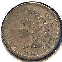 1859 1C Indian Cent (60736)
