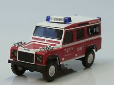 Busch 50372 pista h0 Land Rover Defender gris #neu OVP #