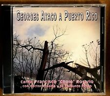 FRANCISCO CHOLO ROSARIO - GEORGE ATACO A PUERTO RICO - CD