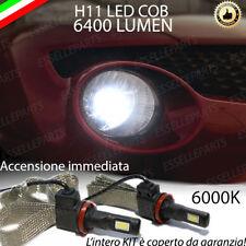 KIT FULL LED PER NISSAN JUKE RESTYLING LAMPADE LED H11 6000K 100% NO ERROR