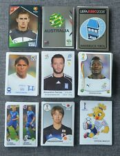 502 PANINI WORLD CUP & EURO STICKERS 2004 - 2019 ALL DIFFERENT.