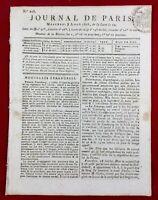 Auch en 1808 Visite de Napoléon Gers Toulouse Haute Garonne Empire Danemark
