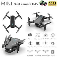 S603 RC Mini Drone With 4K HD Dual Camera Photography WIFI FPV Foldable toys