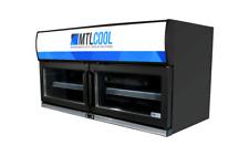 Mtl Cool Ddf 2 Door Horizontal Freezer
