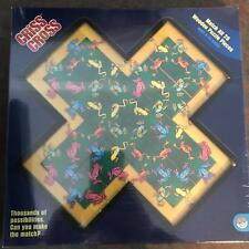 Mindware Criss Cross Wooden Frog Fish Puzzle Brain Toys for kids of all ages NEW