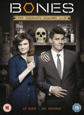 Bones: The Complete Seasons (Series) 1 2 3 4 5 6 7 & 8 Box Set Collection | New