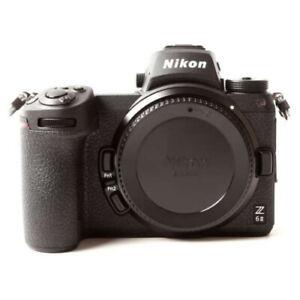 Nikon Z6 II Appareil Photo Hybride Numérique 24,5 MP Neuf (Boîtier Uniquement)