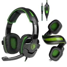 SADES SA930 Pro PC Gaming Headset Headphone w/MIC Noise Cancel for PS4 XBOX M0P5