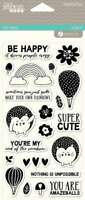 Rainbow Roux Clear Stamps  729632206450