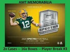 Peyton Manning Denver Broncos 2020 Panini Spectra 2X CASE 16x BOX BREAK #3