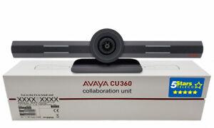 Avaya Collaboration Unit CU360 (700513892) Brand New, 1 Year Warranty