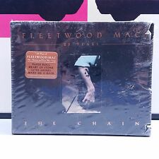 Fleetwood Mac 25 Years 4 tapes The Chain sealed Box Set cutout Cassette Tape 14z